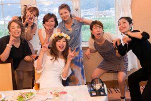 結婚式余興ムービー